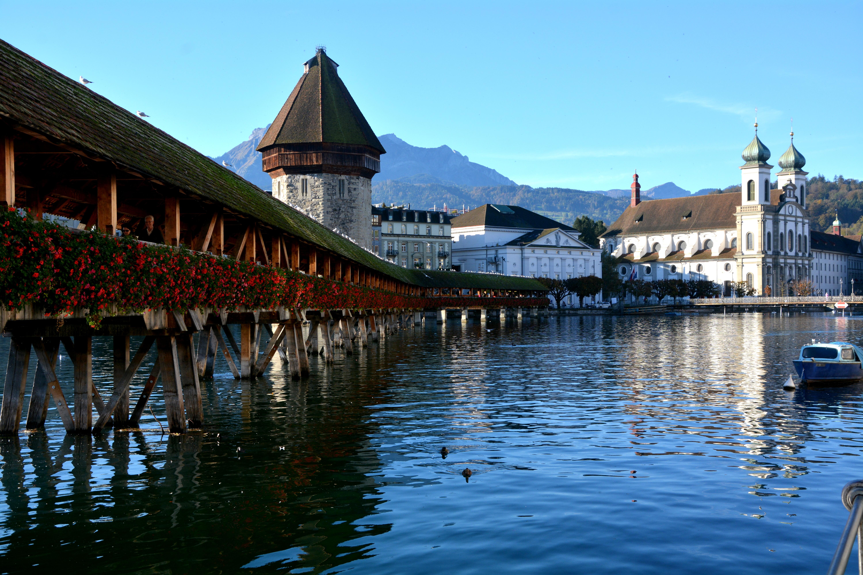 Lucerne, Switzerland – The Autumn Girl