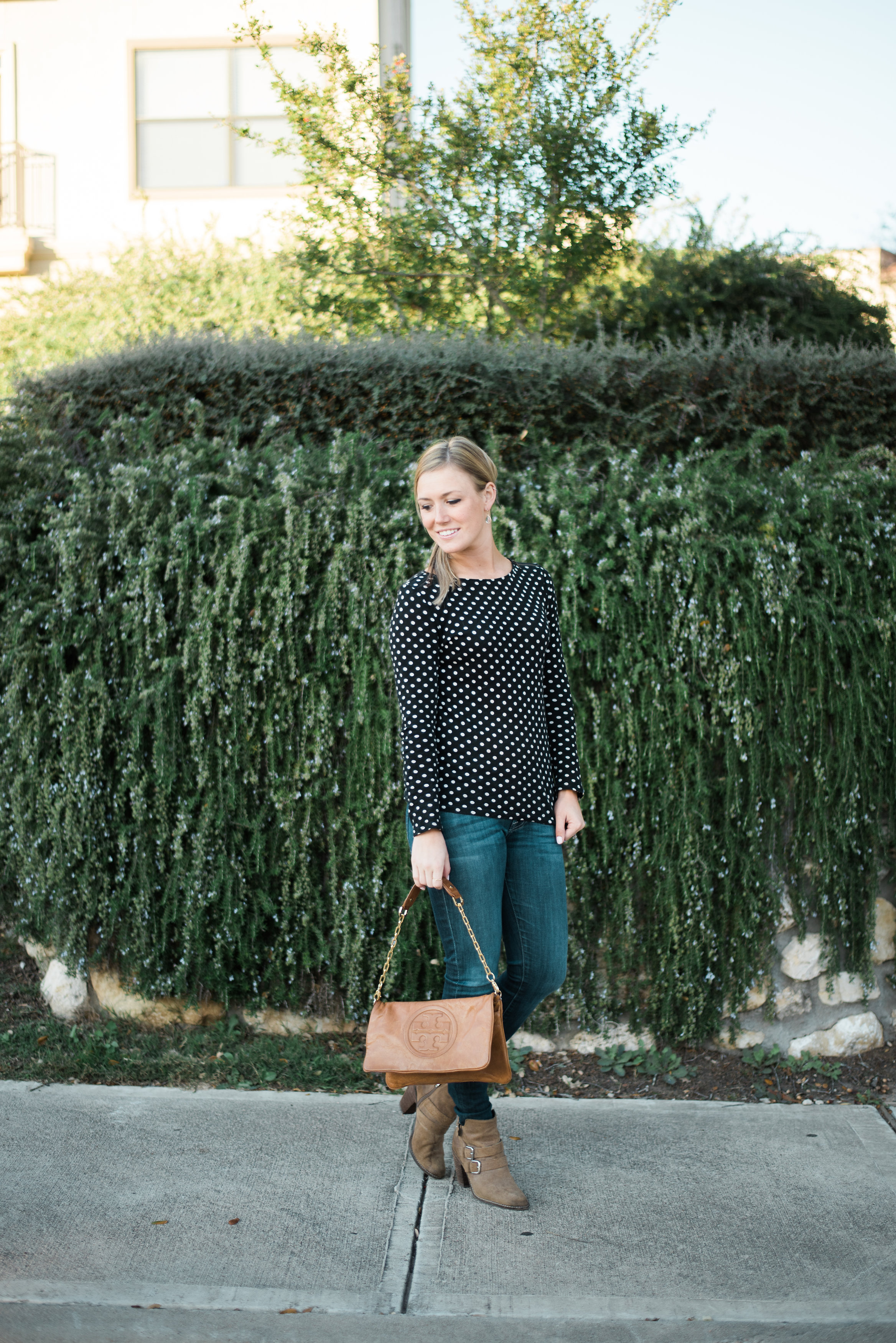 For the Love of Polka Dots – The Autumn Girl