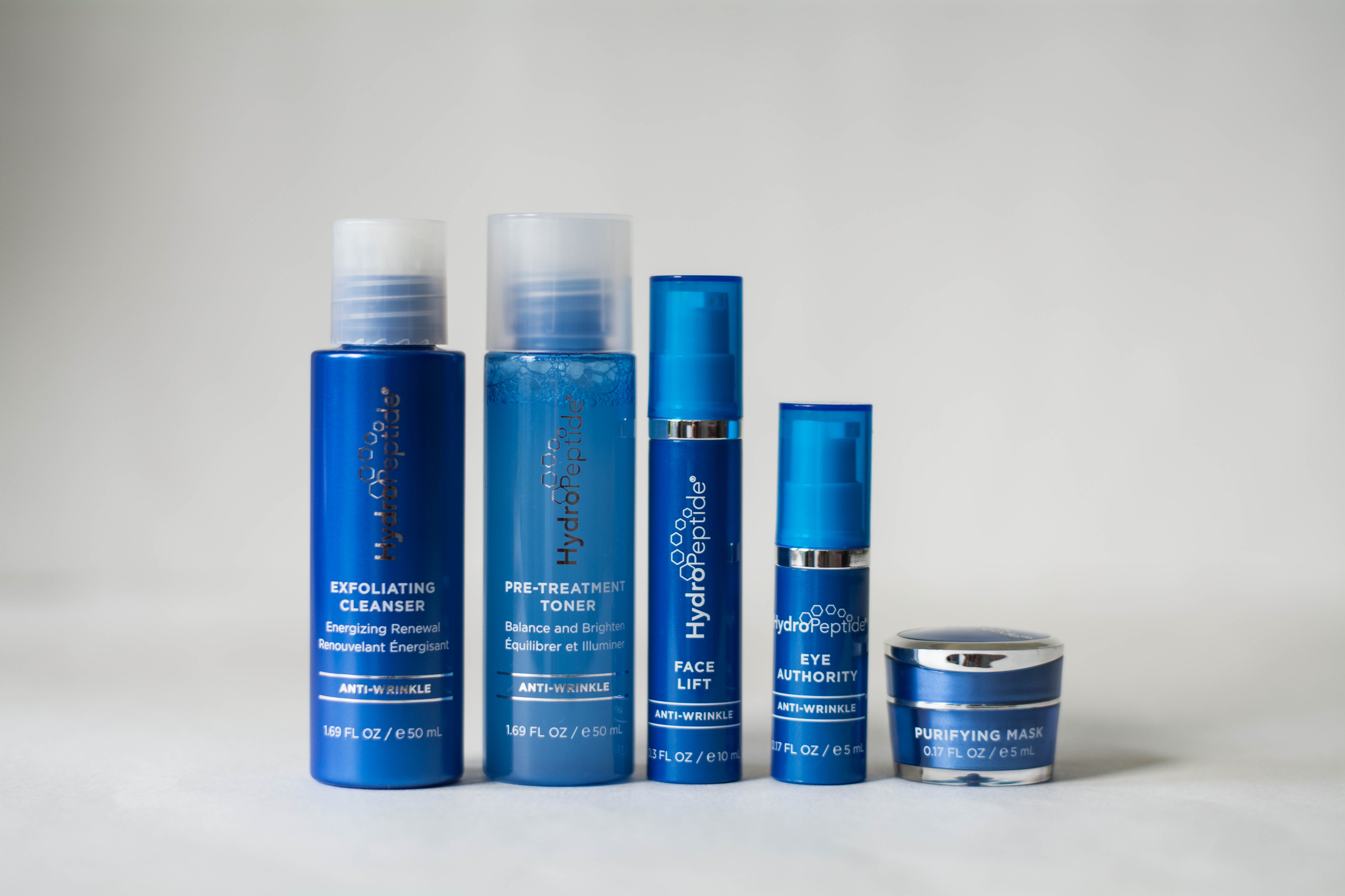 Traveling Fresh With Hydropeptide On-the-Go Glow