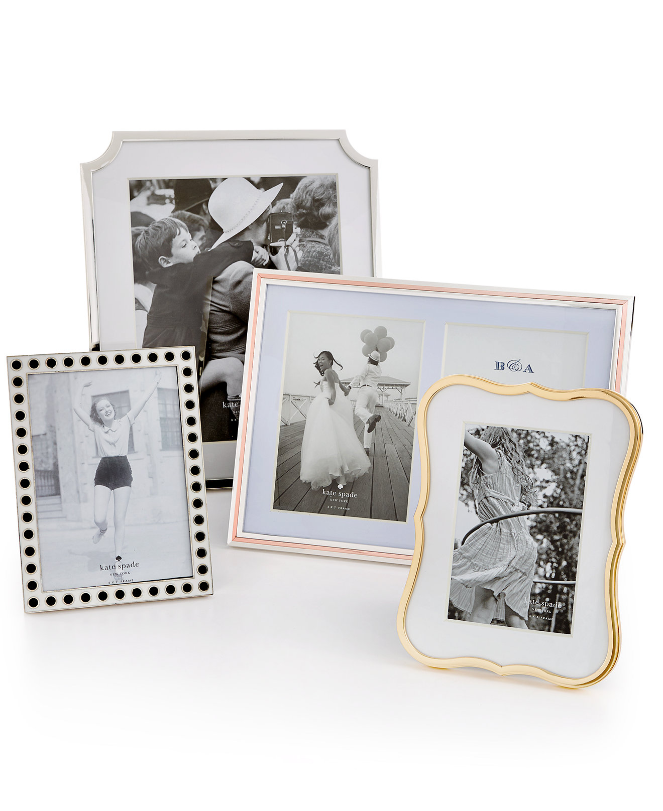 personally picture frames are some of my favorite decor items we have in our house kate spade makes some of my favorite frames