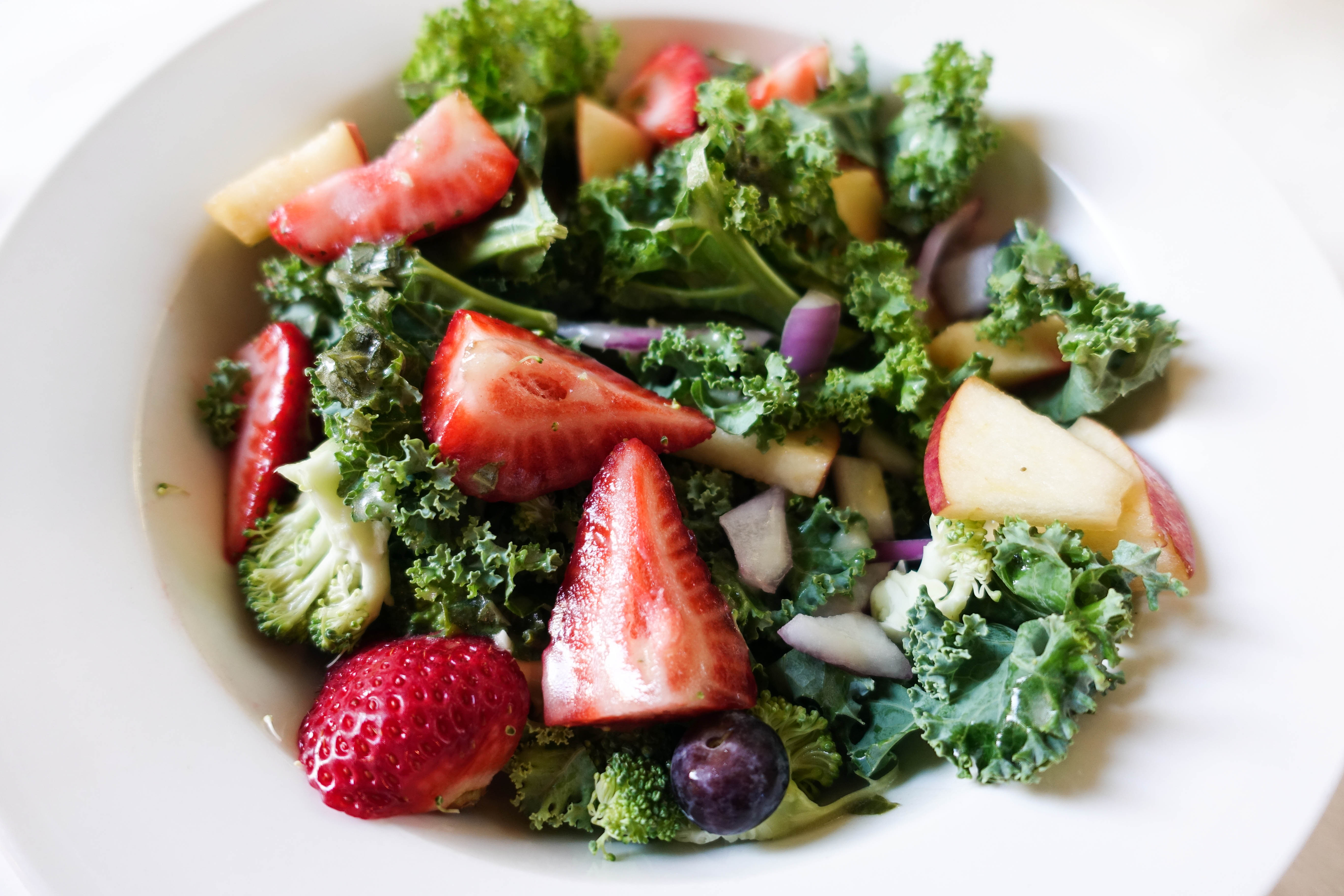 The Best Summer Detox Salad